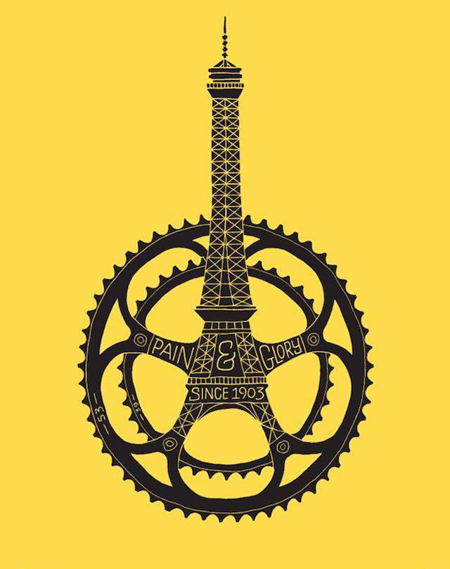 Centenario del Tour de Francia