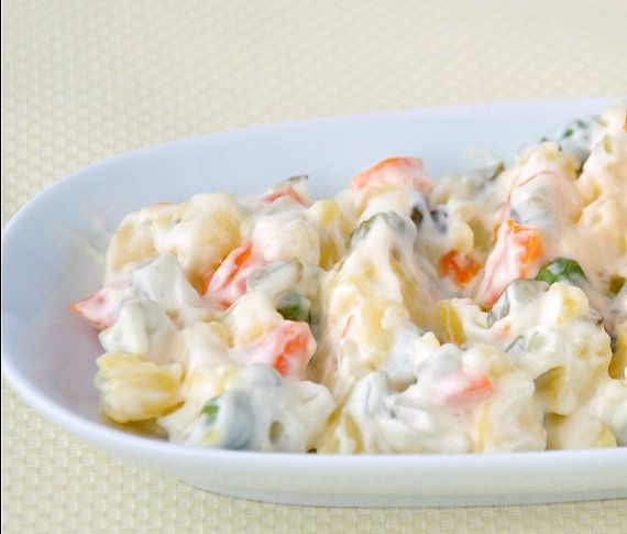 Russian Potato Salad Olivier Salad Recipe PDF by TURKISHCUISINE, $2.50