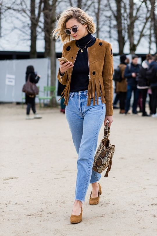 Paris Fashion Week Street Style AW16/17
