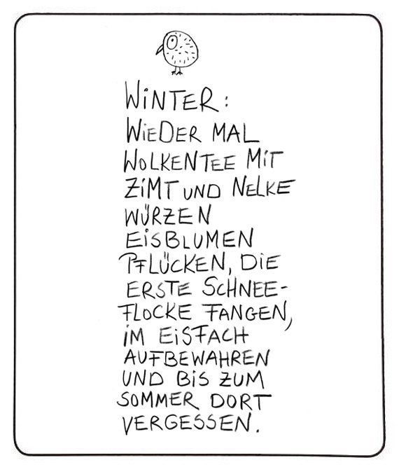 "Magnet ""Winter""-eDITION GUTE GEISTER"