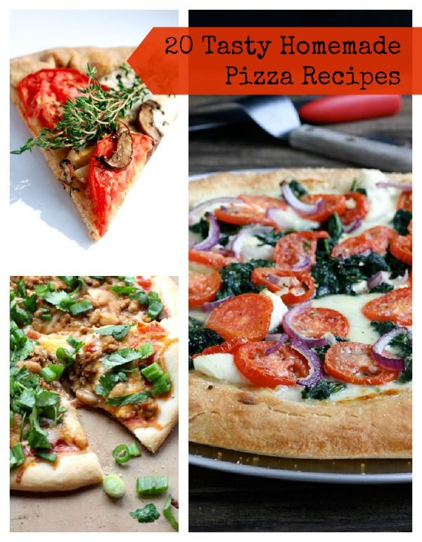 Friends munch on the homemade pizzas while they make their own individual pies. Giada supplies custom