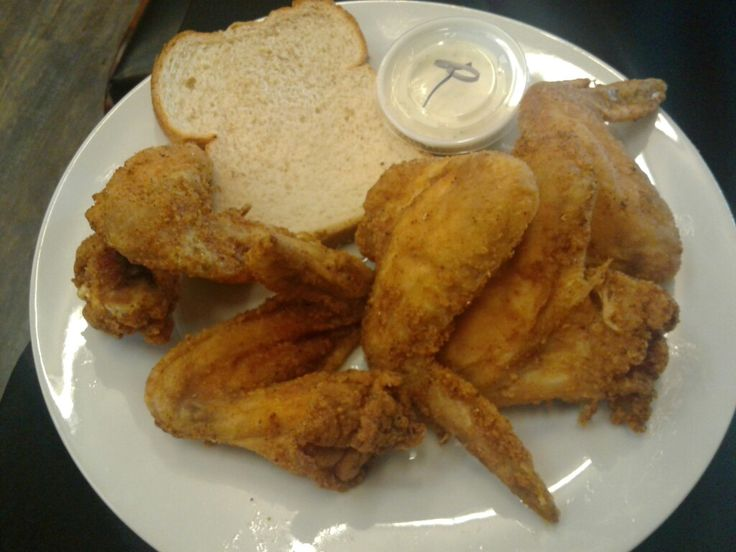Gourmet Soul Restaurant and Catering, St. Louis, MO  Fried Chicken Wings