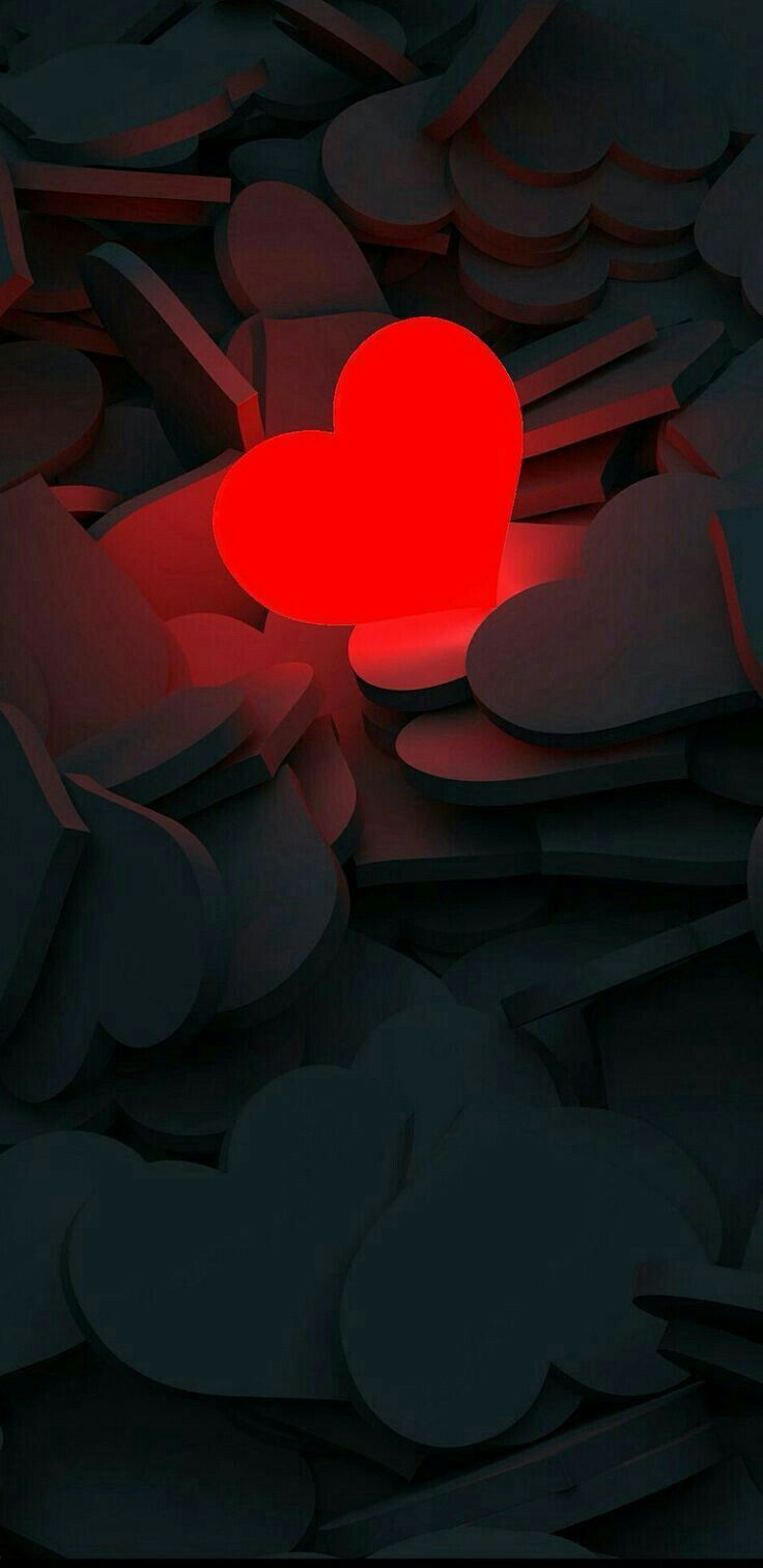 Love Logo 4k Wallpaper