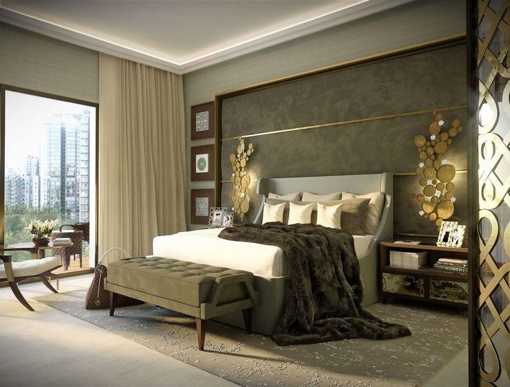 luxury bedroom pics. international architects practice | luxury interior design - shh bedroom pics