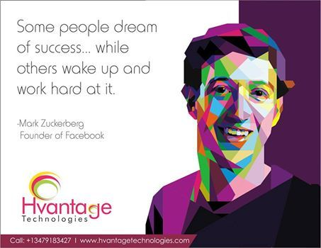 Some people dream of #success... while others wake up and #workhard at it.