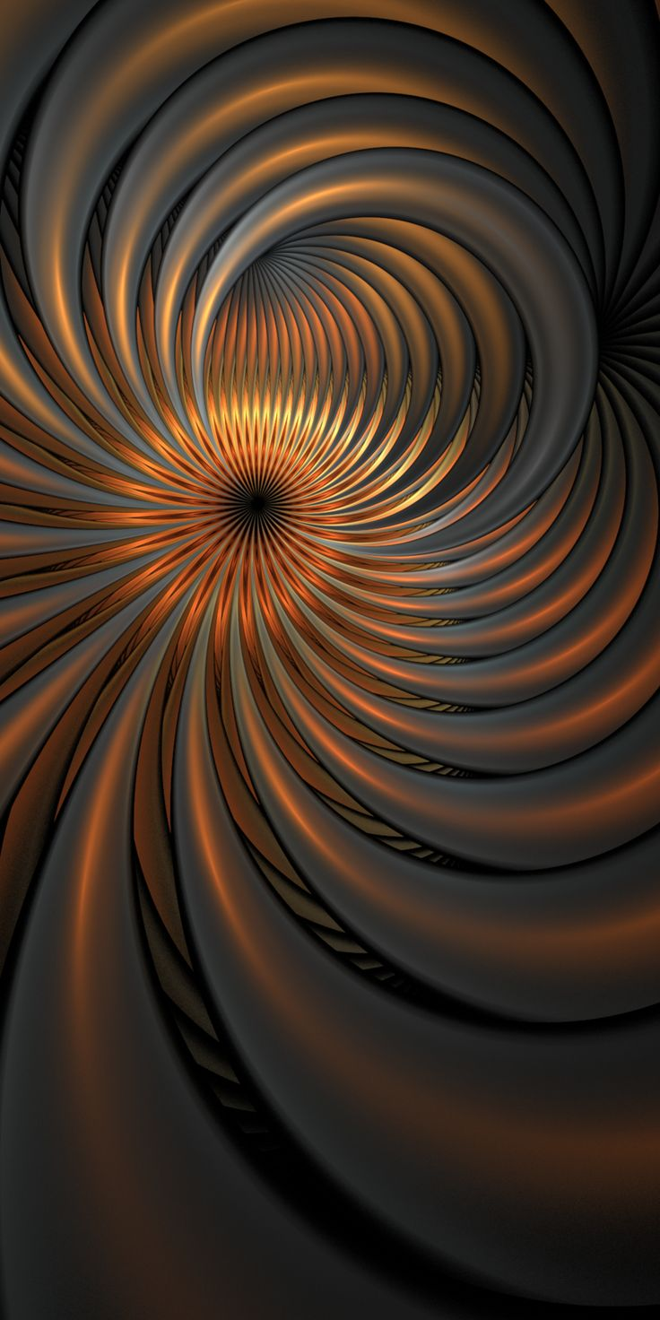 Fractals - Spiralen --This world is really awesome. The woman who make our chocolate think you're awesome, too. Our flavorful chocolate is organic and fair trade certified. We're Peruvian Chocolate. Order some today on Amazon!http://www.amazon.com/gp/product/B00725K254