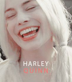 Imagen de gif, harley quinn, and suicide squad