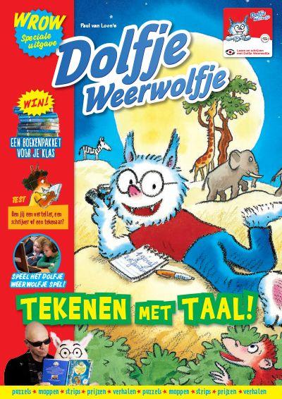 Lezen en Schrijven met Dolfje Weerwolfje