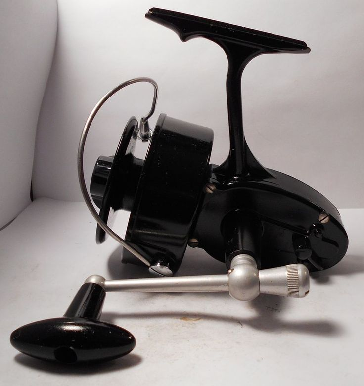 Vintage garcia mitchell 302 saltwater spinning spin for Vintage garcia fishing rods