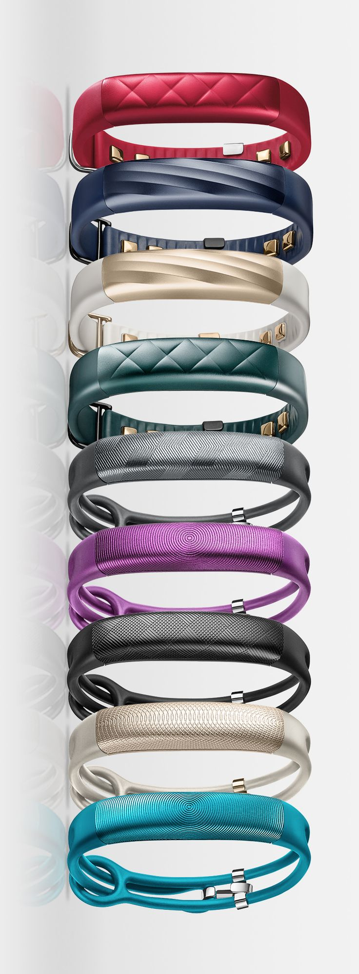 Jawbone's new updates should give wearers a more complete picture of their day-to-day patterns and overall health.