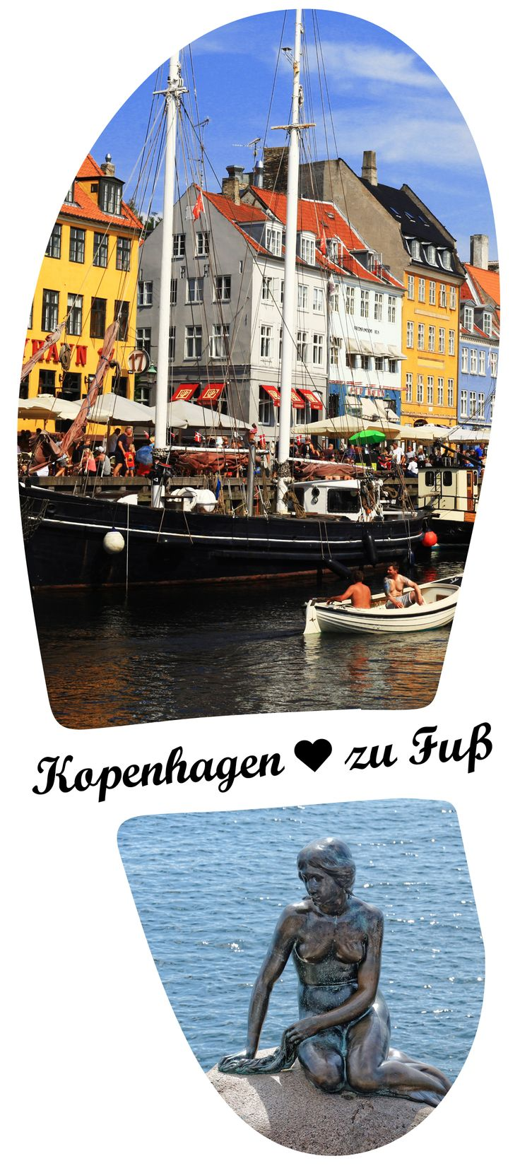 Kopenhagen Tipps und Sehenswürdigkeiten – so könnt Ihr die Stadt zu Fuß erkunden