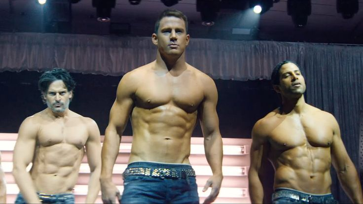 First Look: Channing Tatum Sizzles In 'Magic Mike XXL' Trailer — BollyBrit