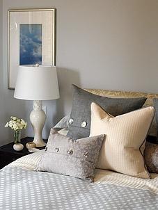 Sarah Richardson Design - Hilltop Contemporary - Bedroom