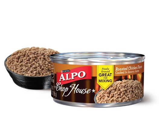 Purina ALPO Dog Food Coupon = Only $0.25 Per Can at Walmart