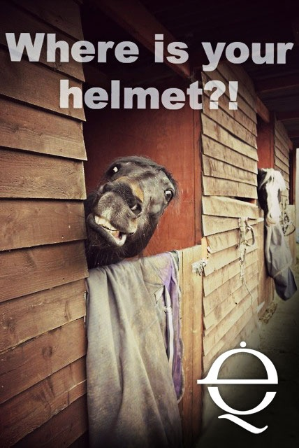 Our thoughts exactly ;) #helmets Every Ride, Every Time!