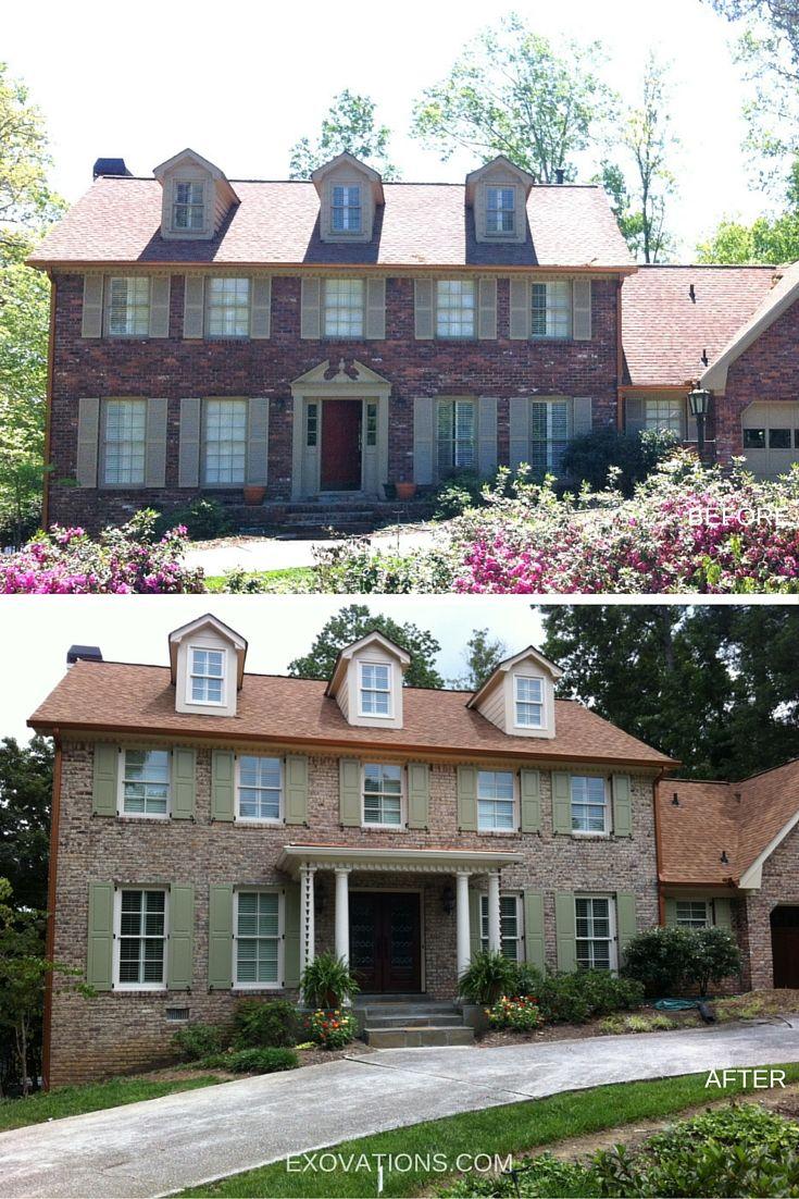 Best 25 Brown Brick Exterior Ideas On Pinterest Brown Brick Houses Brick