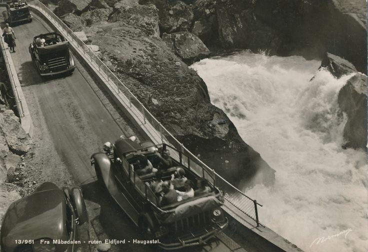 Måbødalen - Eidfjord - Haugastøl  #history #svenkvia #norge #norway #car #måbødalen #eidfjord #Haugastøl