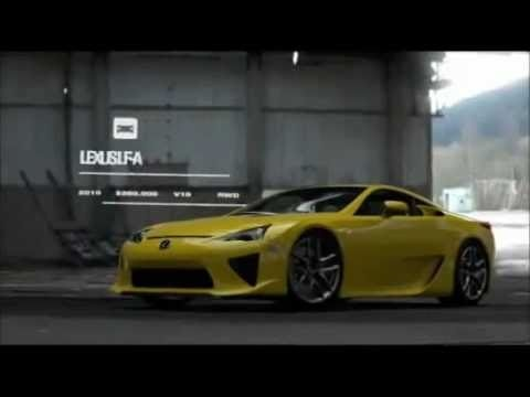 Forza Motorsport 4 - Gameplay #Kinect