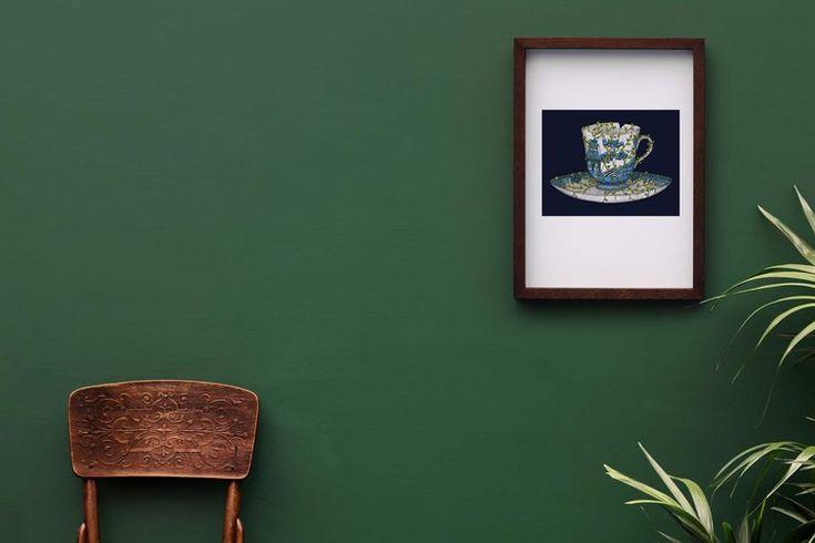 Overgrown Teacup