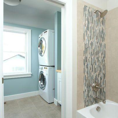 best 25 bath laundry combo ideas on pinterest laundry bathroom combo laundry room bathroom. Black Bedroom Furniture Sets. Home Design Ideas