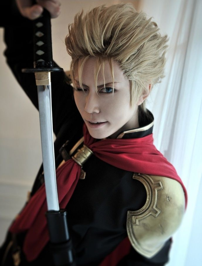 final fantasy type-0: jack_3 by 29122