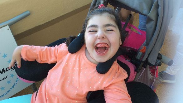 Jocey is a beautiful 8 year old who suffers from severe epilepsy, which can result in Jocey having over 100 seizures in a day. Despite having a host of other medical issues, such as cerebral palsy and dystonia, Jocey is eager to experience all that like can offer. #itsMYCAUSE #crowdfunding #fundraising #epilepsy #cerebralpalsy #kids