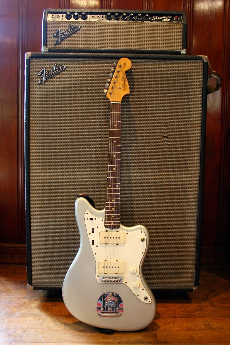 Johnny Marr's 1963 Fender Jazzmaster