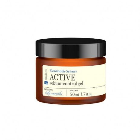 Sustainable Science ACTIVE sebum-control gel