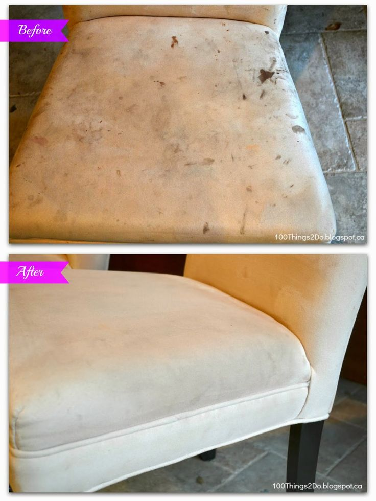 Cleaning Microsuede, Cleaning Upholstered Furniture Iu0027ll Have To Try This.