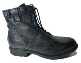Combat boots for men made in Italy by Nero Giardini