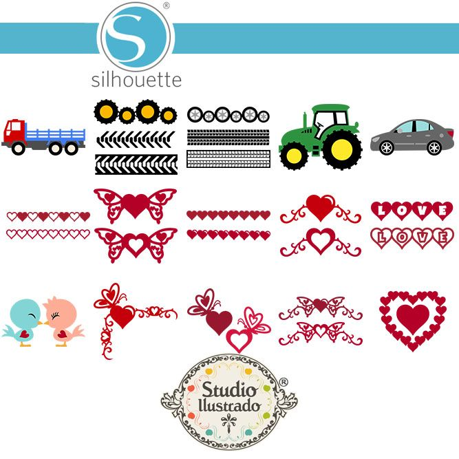 17 best images about studio ilustrado on silhouette store for New check designs