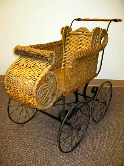 120 Best Images About Baby Carriages On Pinterest White Wicker Baby Carriage Cake And Antiques