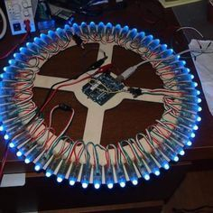 Looking for a weekend project? Try building an Arduino-powered LED clock with step-by-step instructions.