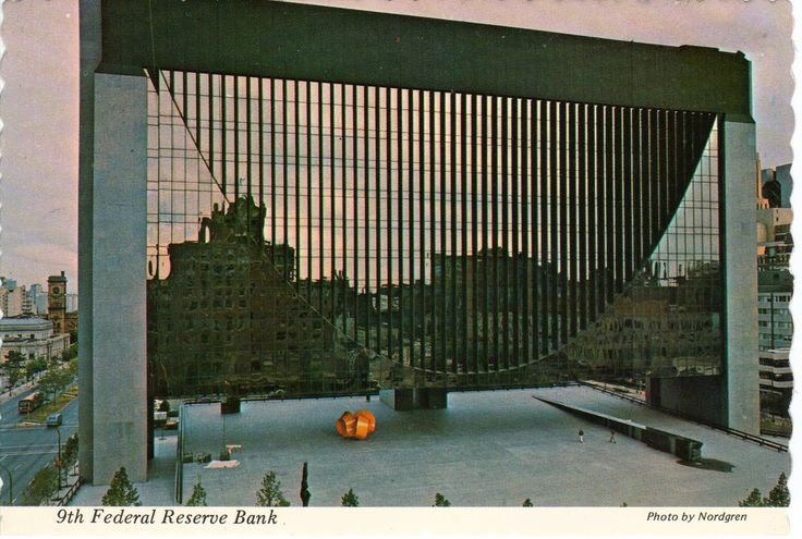 Postales Inventadas  Making up Postcards 458 Federal Reserve - küchen stall coesfeld