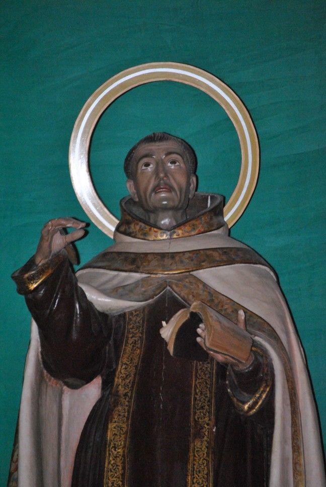San Juan de la Cruz. Parroquia de Nuestra Señora del Carmen, PP. Carmelitas Descalzos.