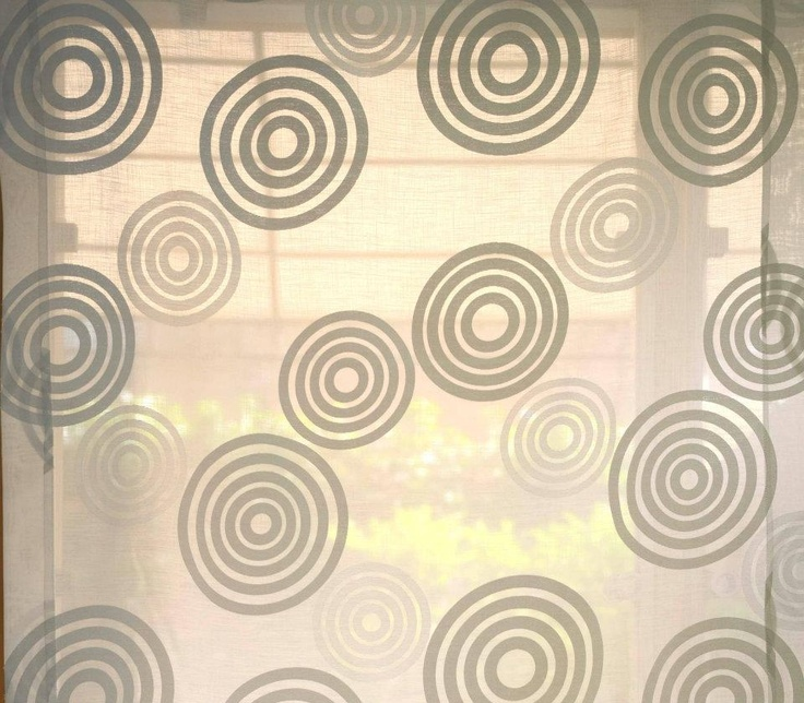 Cerchi.  www.tendaggi-tessuti.it