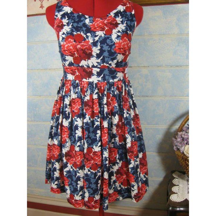 Ladies Size 14 Tea Dress