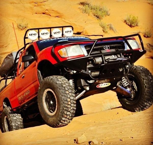 212 Best Toyota 4x4 Gen1 Images On Pinterest: 22 Best Tacoma First Gen Images On Pinterest