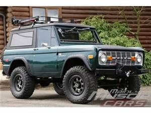 1970's Ford Bronco - Bing images