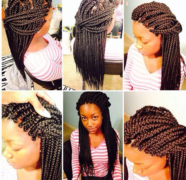 Pin by mabie kimba on Senegalese twist/box braids etc must ...
