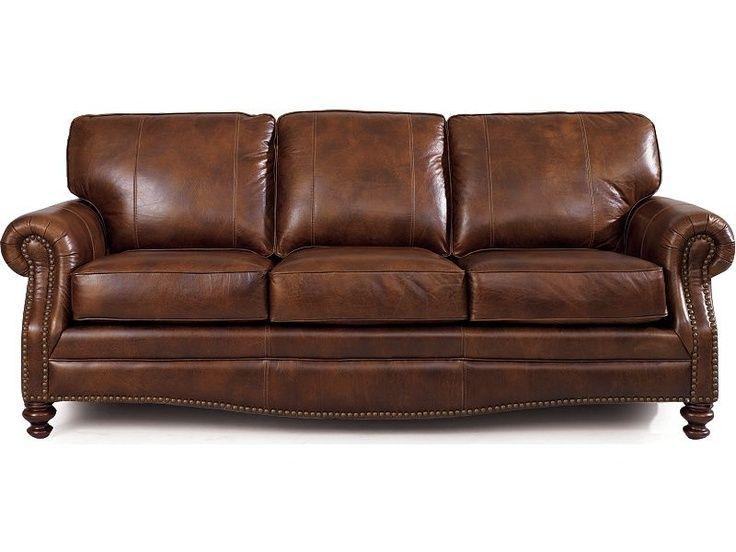 Lane Carson Leather Sofa The Lane Carson Sofa Is A