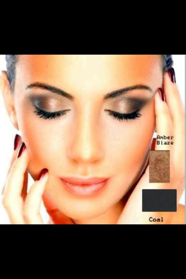 Coal, Amber Blaze, cores lindas da Mary Kay para deixar seu look um arraso. Gostou? Contate-me.47 9955-9918