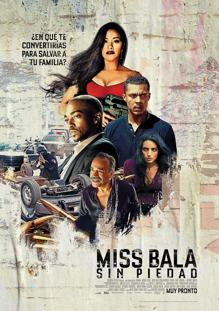 Miss bala new poster