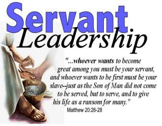 robert greenleaf servant leadership pdf