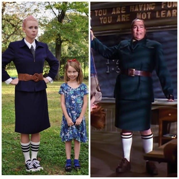 """Agatha Trunchbull was one of my faves.""—darlenehowellm"