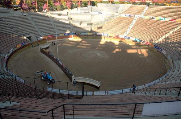 Preparando la medialuna - Rancagua - O´Higgins - Chile #places