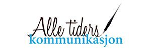 Min blogg og hjemmeside