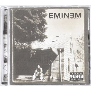 The Marshall Mathers LP: Eminem - one of my favorite albums