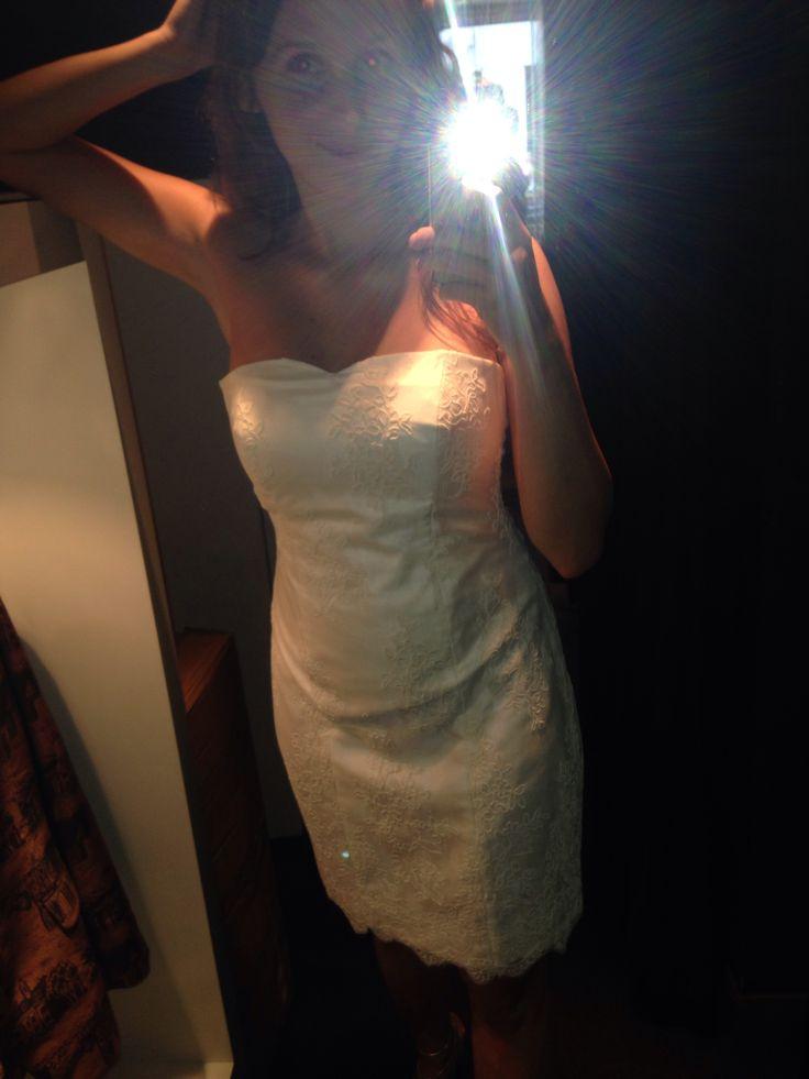 My wedding dress - Tiberius - I love it!!!