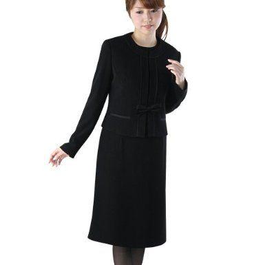 Amazon.co.jp: ノーカラーアンサンブルRS-141-903[5号 7号 9号 11号 13号 15号 17号 19号 21号 ] 女性 スーツ 黒: 服&ファッション小物